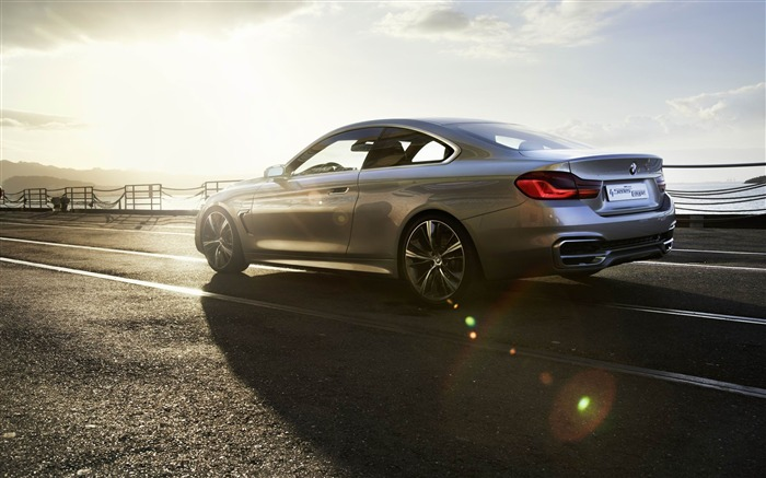 2013 BMW 4 Series Coupe Concept Auto HD Wallpaper 18 Views:5004