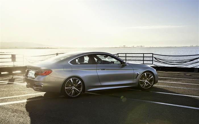 2013 BMW 4 Series Coupe Concept Auto HD Wallpaper 19 Views:3430