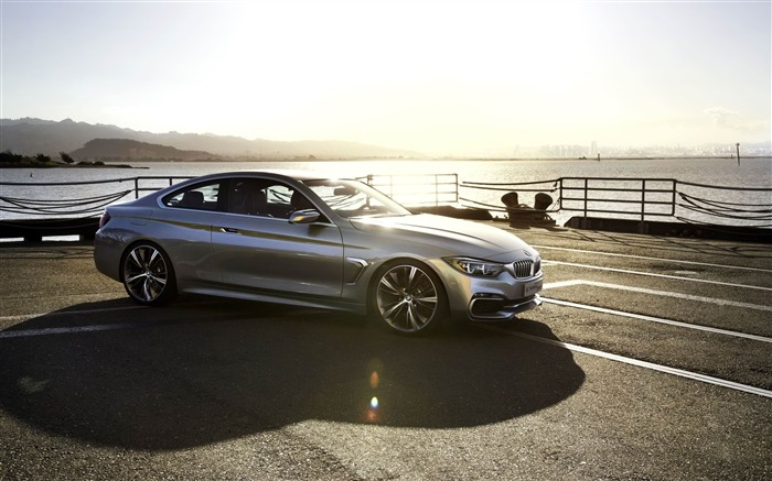 2013 BMW 4 Series Coupe Concept Auto HD Wallpaper 20 Views:2626