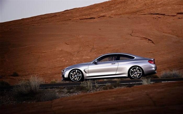 2013 BMW 4 Series Coupe Concept Auto HD Wallpaper 21 Views:2158