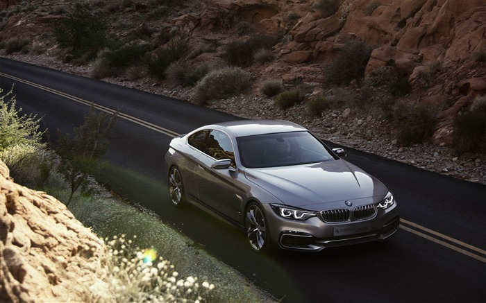 2013 BMW 4 Series Coupe Concept Auto HD Wallpaper 22 Views:3366