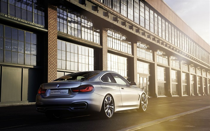 2013 BMW 4 Series Coupe Concept Auto HD Wallpaper 23 Views:2495