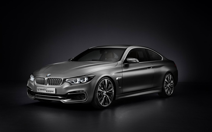 2013 BMW 4 Series Coupe Concept Auto HD Wallpaper 26 Views:3798