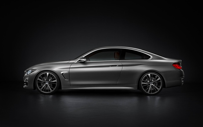 2013 BMW 4 Series Coupe Concept Auto HD Wallpaper 27 Views:3237