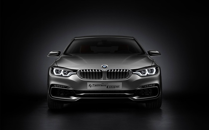 2013 BMW 4 Series Coupe Concept Auto HD Wallpaper 28 Views:3583