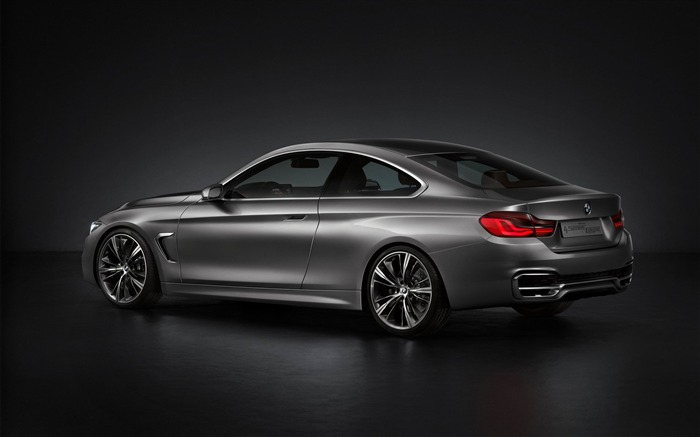 2013 BMW 4 Series Coupe Concept Auto HD Wallpaper 29 Views:2983