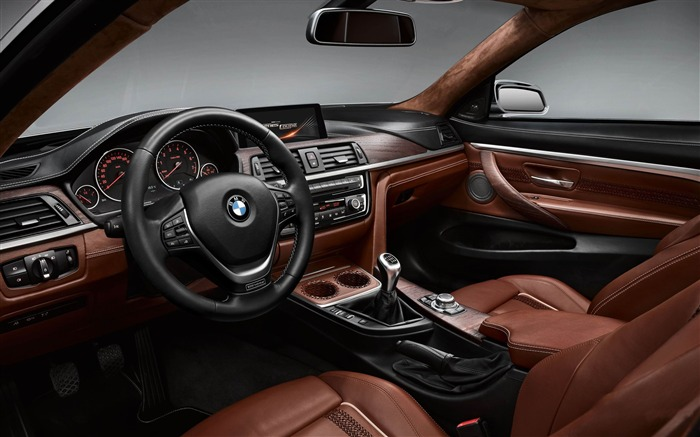2013 BMW 4 Series Coupe Concept Auto HD Wallpaper 31 Views:2547