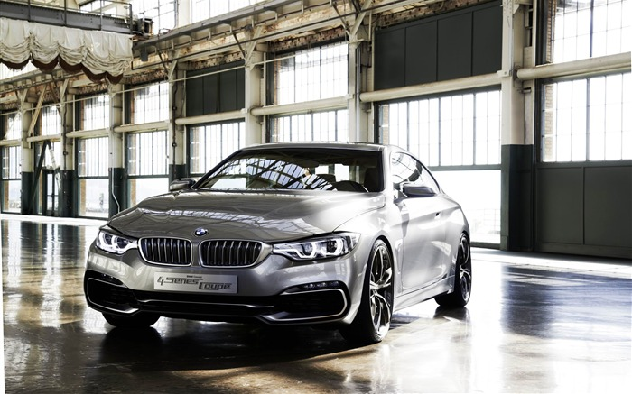 2013 BMW 4 Series Coupe Concept Auto HD Wallpapers Views:10265