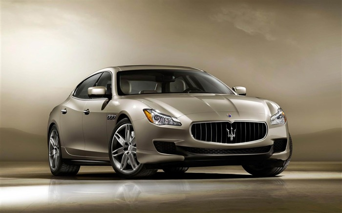 2013 Maserati Quattroporte Auto HD Wallpaper 01 Views:3549