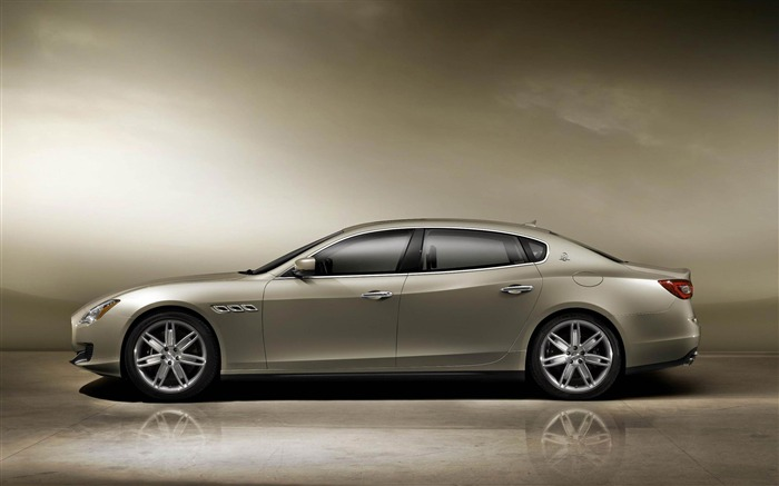2013 Maserati Quattroporte Auto HD Wallpaper 03 Views:3725
