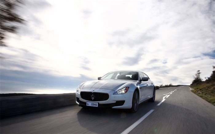 2013 Maserati Quattroporte Auto HD Wallpaper 22 Views:2184