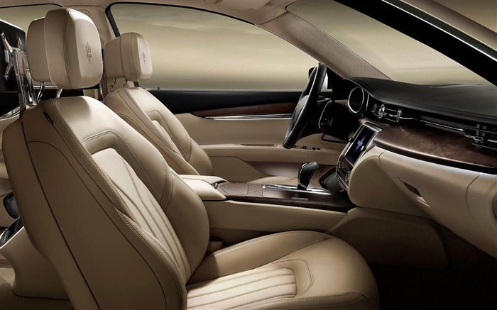 2013 Maserati Quattroporte Auto HD Wallpaper 26 Views:1840
