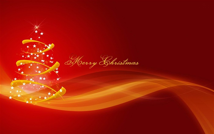 2013 Happy Christmas theme Desktop Wallpapers Views:14675