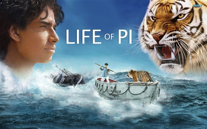 LIFE OF PI 3D Movie HD Desktop Wallpapers Views:11608