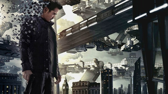 Total Recall 2012 Movie HD Desktop Wallpaper 02 Views:3096