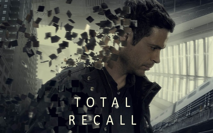 Total Recall 2012 Movie HD Desktop Wallpapers Views:7224