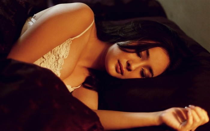YangMi-Chinese star beautiful actress HD photo wallpaper 03 Views:7076