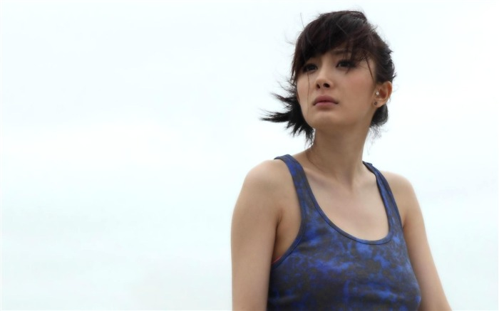 YangMi-Chinese star beautiful actress HD photo wallpaper 07 Views:463710