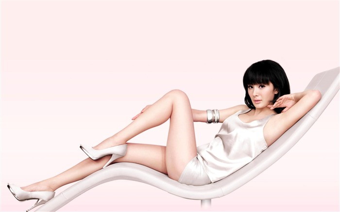 YangMi-Chinese star beautiful actress HD photo wallpaper 08 Views:11758