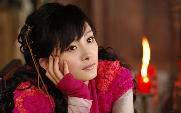 YangMi-Chinese star beautiful actress HD photo wallpaper 11 Views:5911