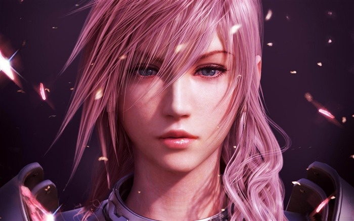 Final Fantasy Series game HD widescreen wallpaper Views:11470