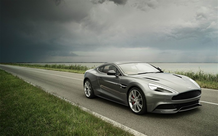 2013 Aston Martin AM 310 Vanquish Auto HD Wallpaper 01 Views:5272
