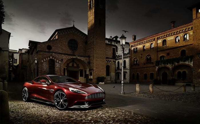 2013 Aston Martin AM 310 Vanquish Auto HD Wallpaper 02 Views:5167