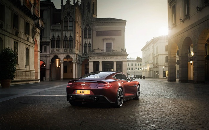 2013 Aston Martin AM 310 Vanquish Auto HD Wallpaper 05 Views:5026