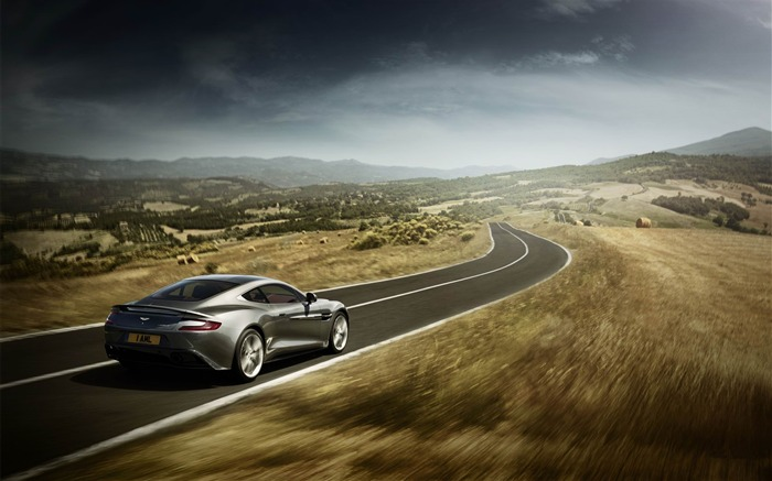 2013 Aston Martin AM 310 Vanquish Auto HD Wallpaper 06 Views:7541