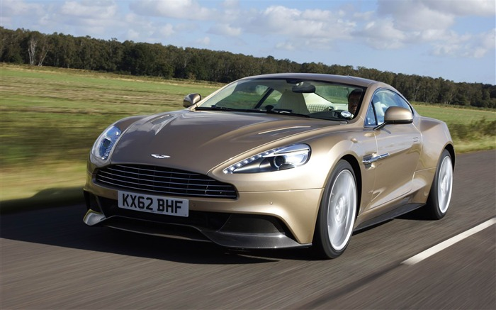 2013 Aston Martin AM 310 Vanquish Auto HD Wallpaper 12 Views:6311