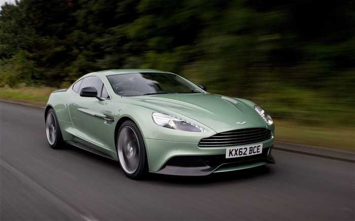 2013 Aston Martin AM 310 Vanquish Auto HD Wallpaper 15 Views:4681