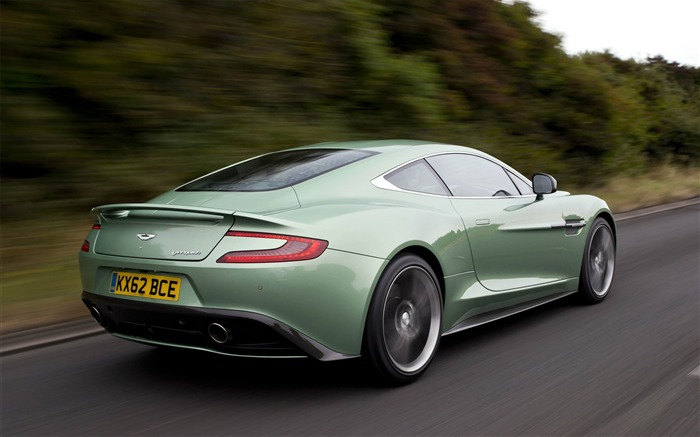 2013 Aston Martin AM 310 Vanquish Auto HD Wallpaper 16 Views:2921