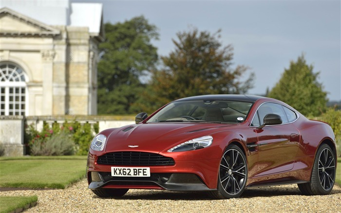 2013 Aston Martin AM 310 Vanquish Auto HD Wallpaper 18 Views:3464
