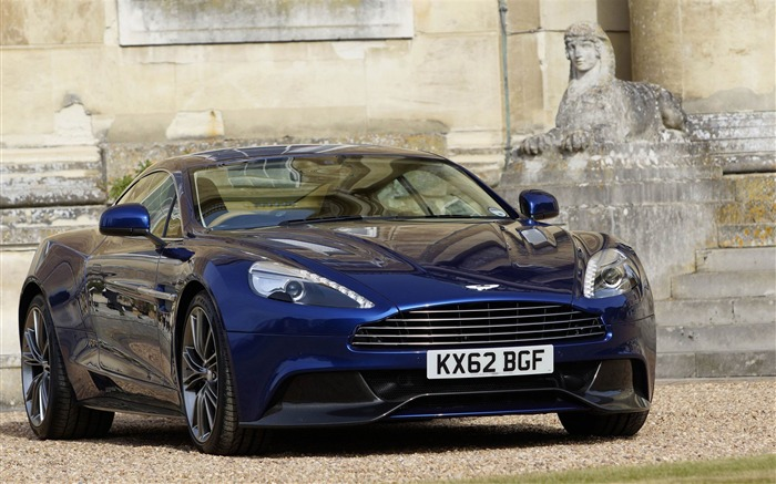 2013 Aston Martin AM 310 Vanquish Auto HD Wallpaper 21 Views:3086