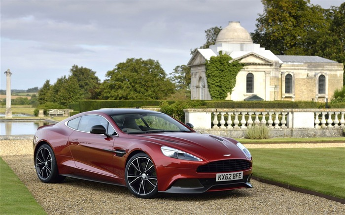2013 Aston Martin AM 310 Vanquish Auto HD Wallpaper 22 Views:3230