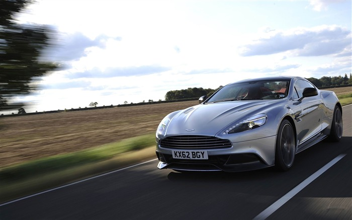 2013 Aston Martin AM 310 Vanquish Auto HD Wallpaper 23 Views:2696