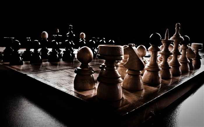 Chess Board-2012 Game Featured HD Wallpaper Views:6019