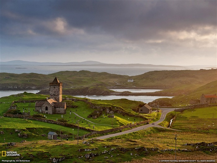 Church of Rodel Outer Hebrides-National Geographic Best Wallpapers of 2012 Views:7919