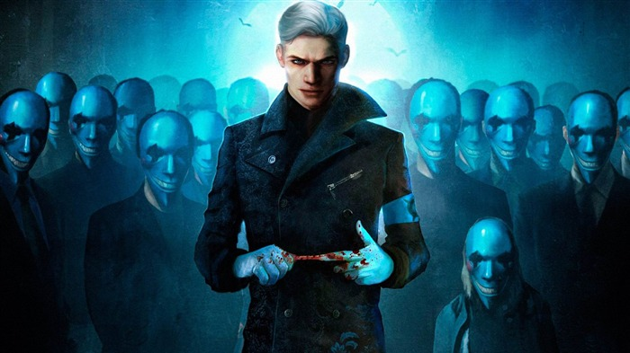 DMC3 Vergil Story-2012 Game Featured HD Wallpaper Views:7135