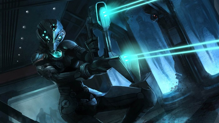 Dead Space-2012 Game Featured HD Wallpaper Views:3206