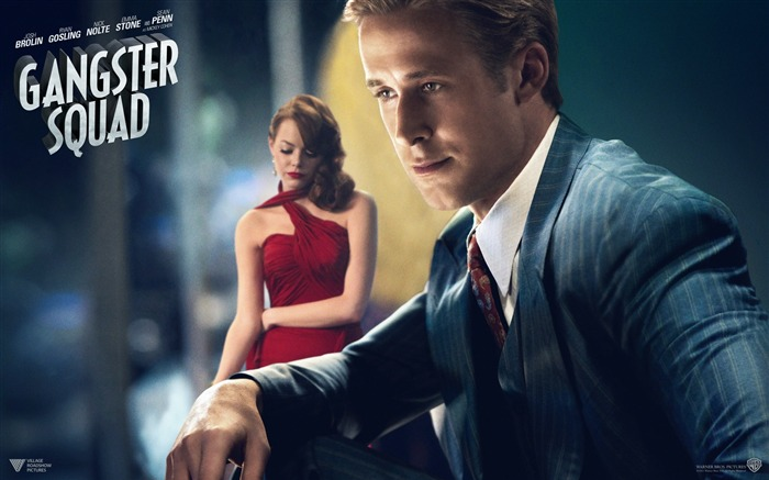 Gangster Squad 2013 Movie HD Desktop Wallpaper 03 Views:3183