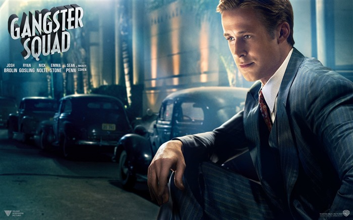 Gangster Squad 2013 Movie HD Desktop Wallpaper 06 Views:5004