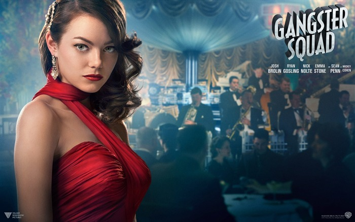 Gangster Squad 2013 Movie HD Desktop Wallpaper 09 Views:3376