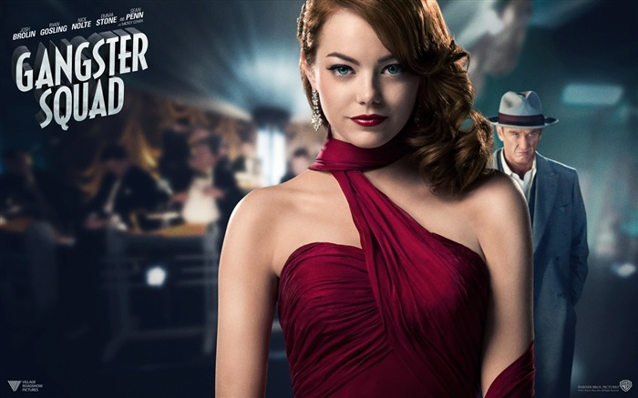 Gangster Squad 2013 Movie HD Desktop Wallpapers Views:5525