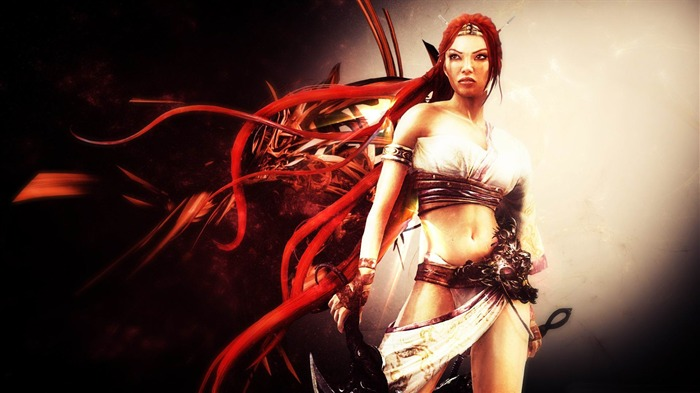 Heavenly Sword-2012 Game Featured HD Wallpaper Views:3185