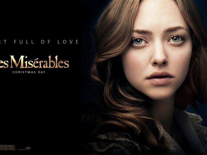 Les Miserables Movie HD Desktop Wallpapers Views:15199