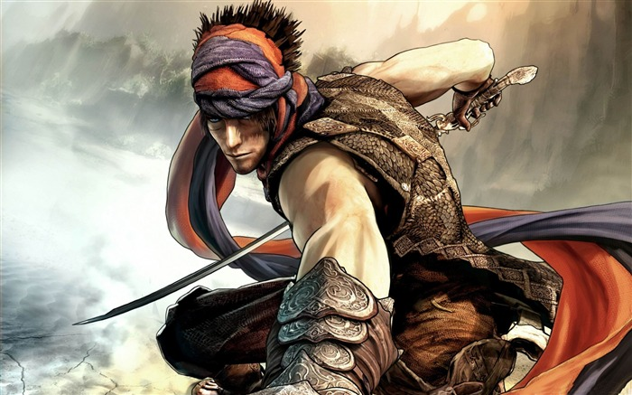 Prince of Persia Prodigy-2012 Game Featured HD Wallpaper Views:2769