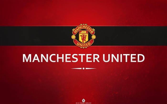 Red Devils Manchester United HD Desktop wallpaper Views:17950