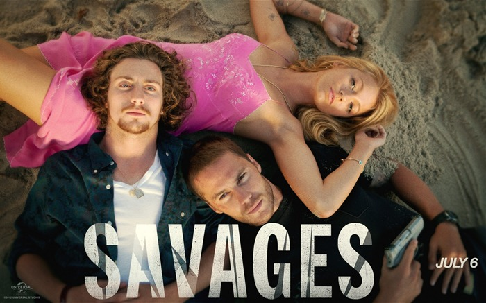 Savages Movie HD Desktop Wallpapers Views:10636