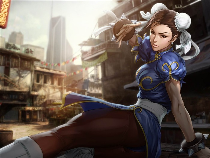 Street Fighter-2012 Game Featured HD Wallpaper Views:3550